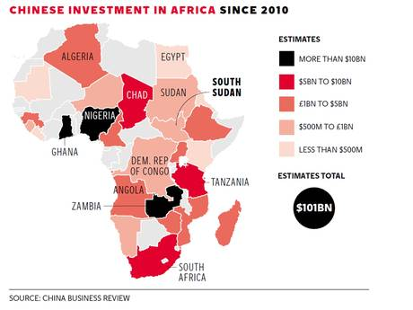 Chinese investment in Africa | Black Economics